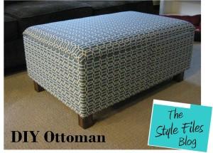 DIY Ottoman