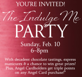 Indulge Me Party at Victoria's Secret