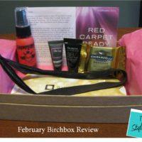 Feb birchbox