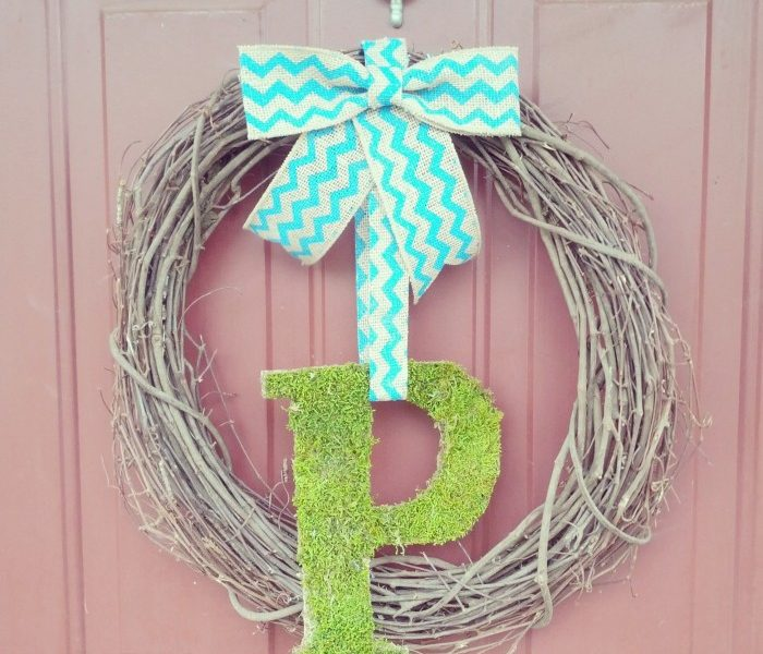 DIY Wreath for Spring