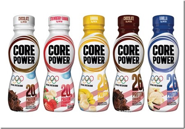 5 Olympic Bottles