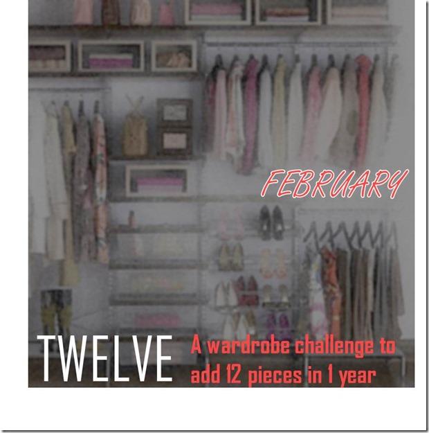 Feb 2014 clothing budget