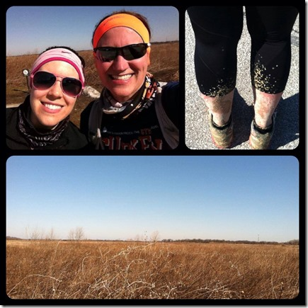10 miler with kim