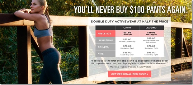 Fabletics pricing- The Style Files
