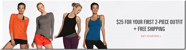 Fabletics- special new member pricing- The Style Files