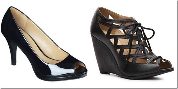 black shoes for wedding