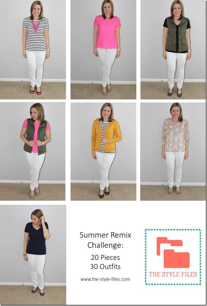 20x30 Summer Remix Challenge- Week 2