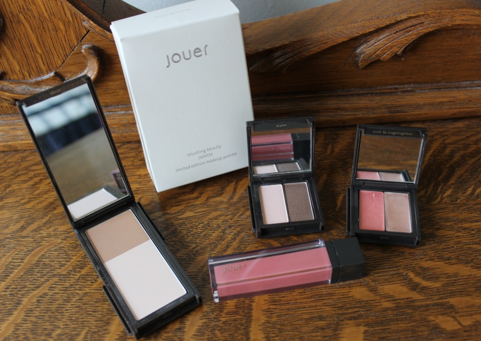 jouer blushing beauty collection