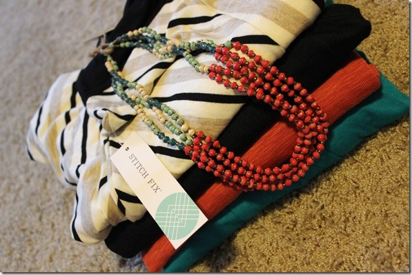 stitch fix review- my fix