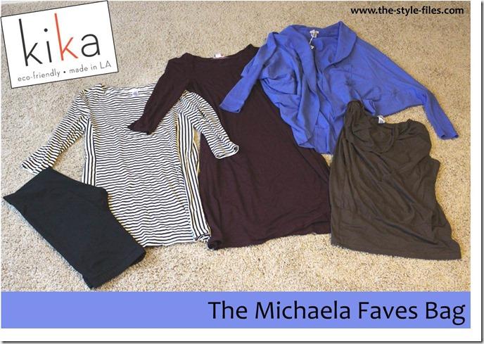 Michaela Faves Bag by Kika