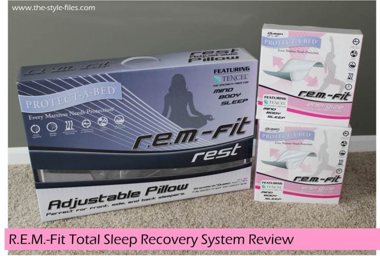 REM-Fit Total Sleep Recovery System Review