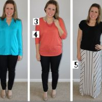 stitch fix review- august 2014- what to keep