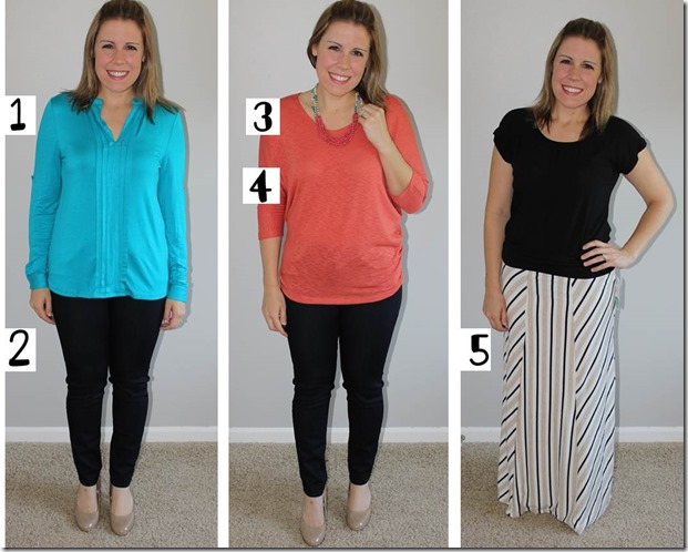 Stitch Fix Review August 2014- what to keep