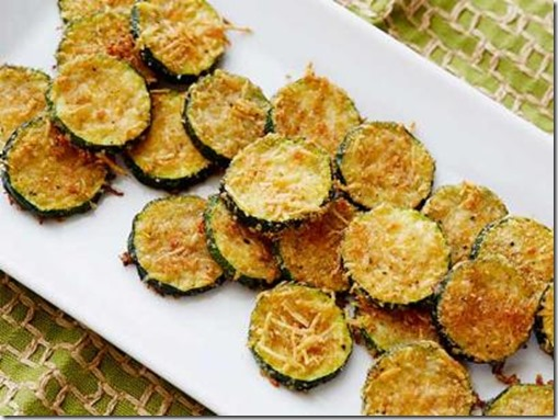 Zucchini-Parmesan-Crisps by food network