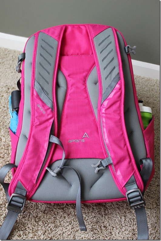 apera tech pack review- back