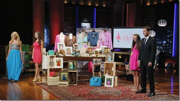 Red Dress Boutique- Shark Tank