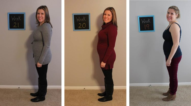 pregnancy week 19-20-21