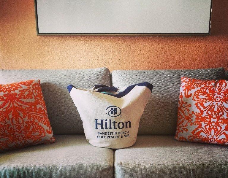Babymoon at Hilton Sandestin Beach Golf Resort and Spa