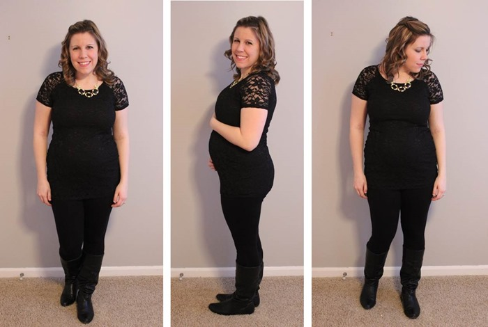 Maternity Style at the Office with Pink Blush Maternity