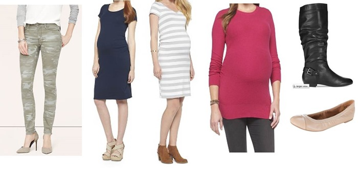 March 2015 clothing maternity budget