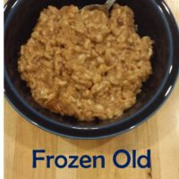 Frozen Old Fashioned Oats 2