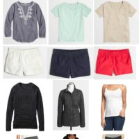 May 2015 Clothing Budget