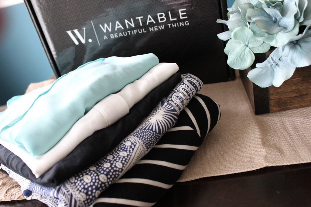 Wantable May 2015 Style Edit