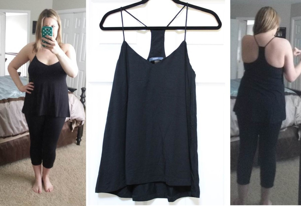 Wantable Style Edit- Tart Collections Sapphire Top Black