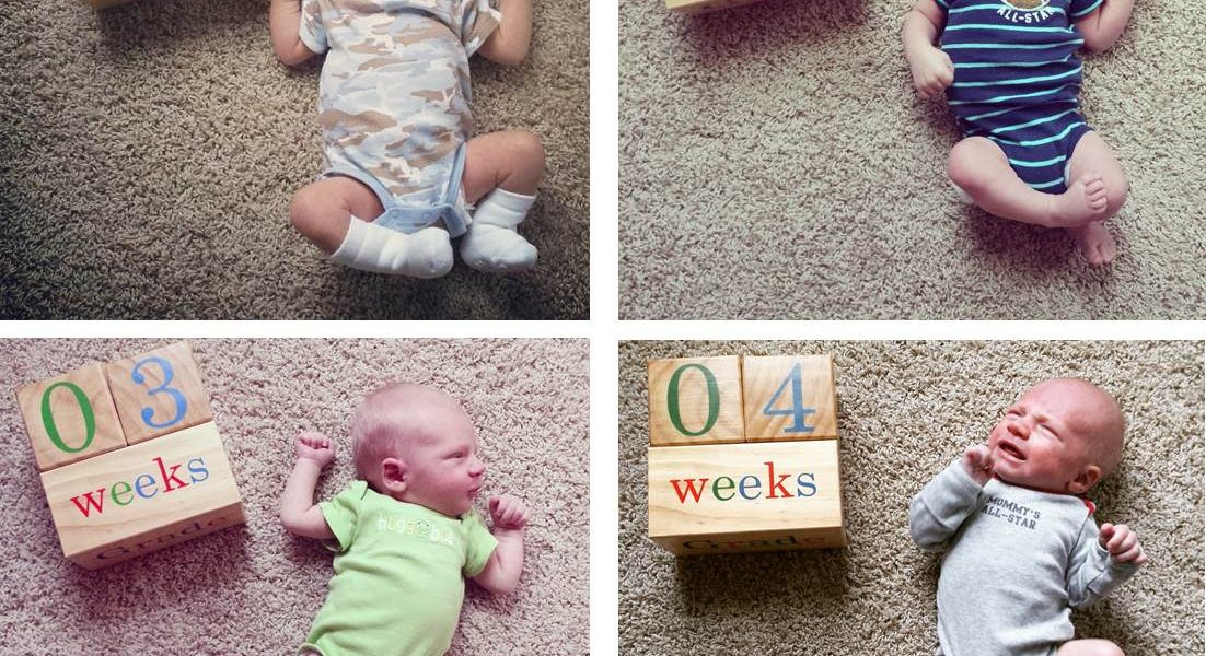 Bryce's One Month Update