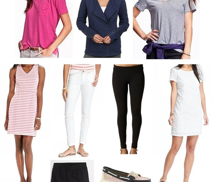 June 2015 Clothing Budget
