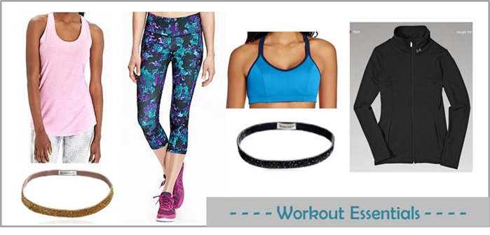 June 2015 Workout Essentials