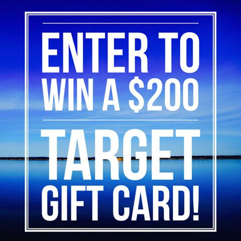 Instagram Love + a $200 Target Gift Card Giveaway