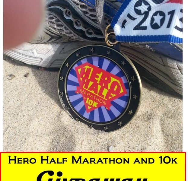 Win it Wednesday: Hero Half Marathon and 10k