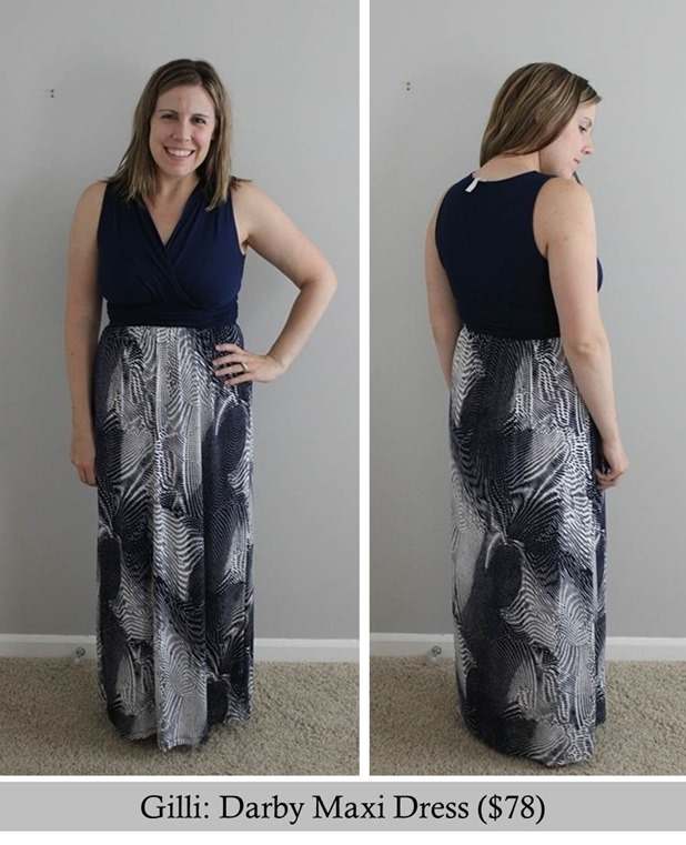 Gilli- Darby Maxi Dress, Stitch Fix