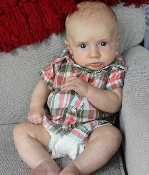 Baby Boy Fall Fashion at Carter's