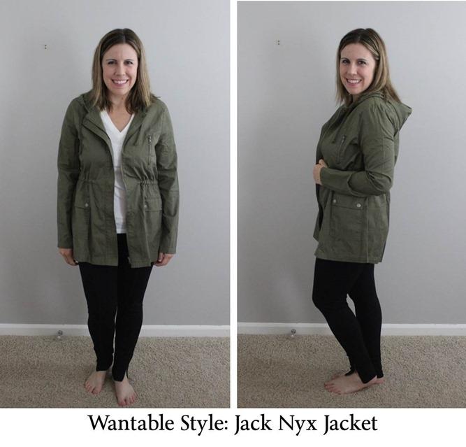 Wantable Style- Jack Nyx Jacket