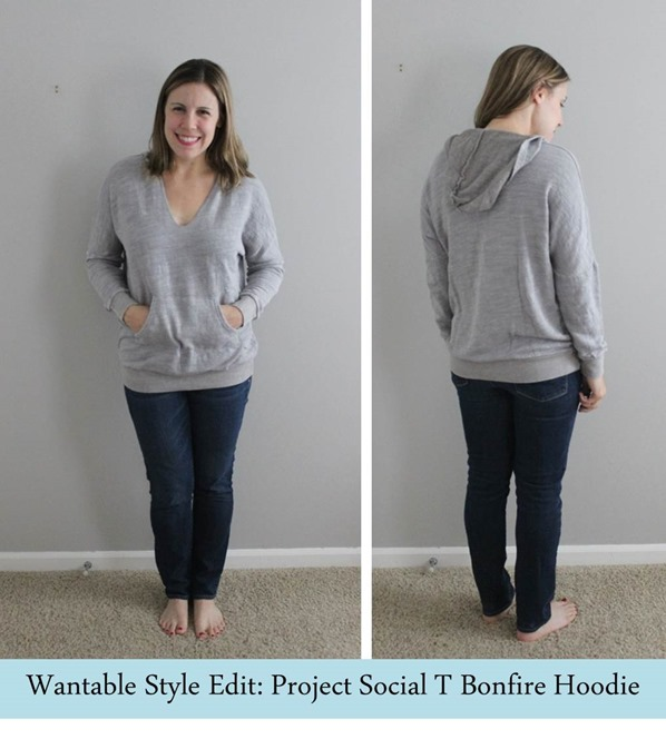 Wantable Style Edit Project Social T Bonfire Hoodie