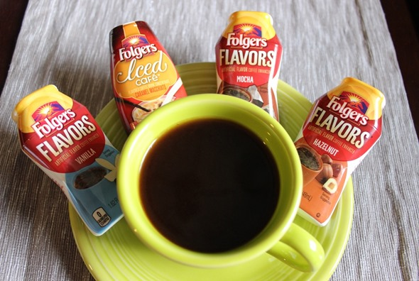 #RemixYourCoffee with New Folgers Flavors & a Giveaway!