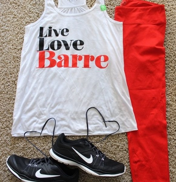 My barre obsession…