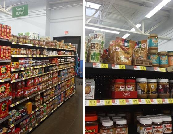 Jif at Walmart