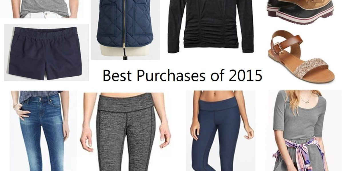 Best (and Worst) Purchases from 2015