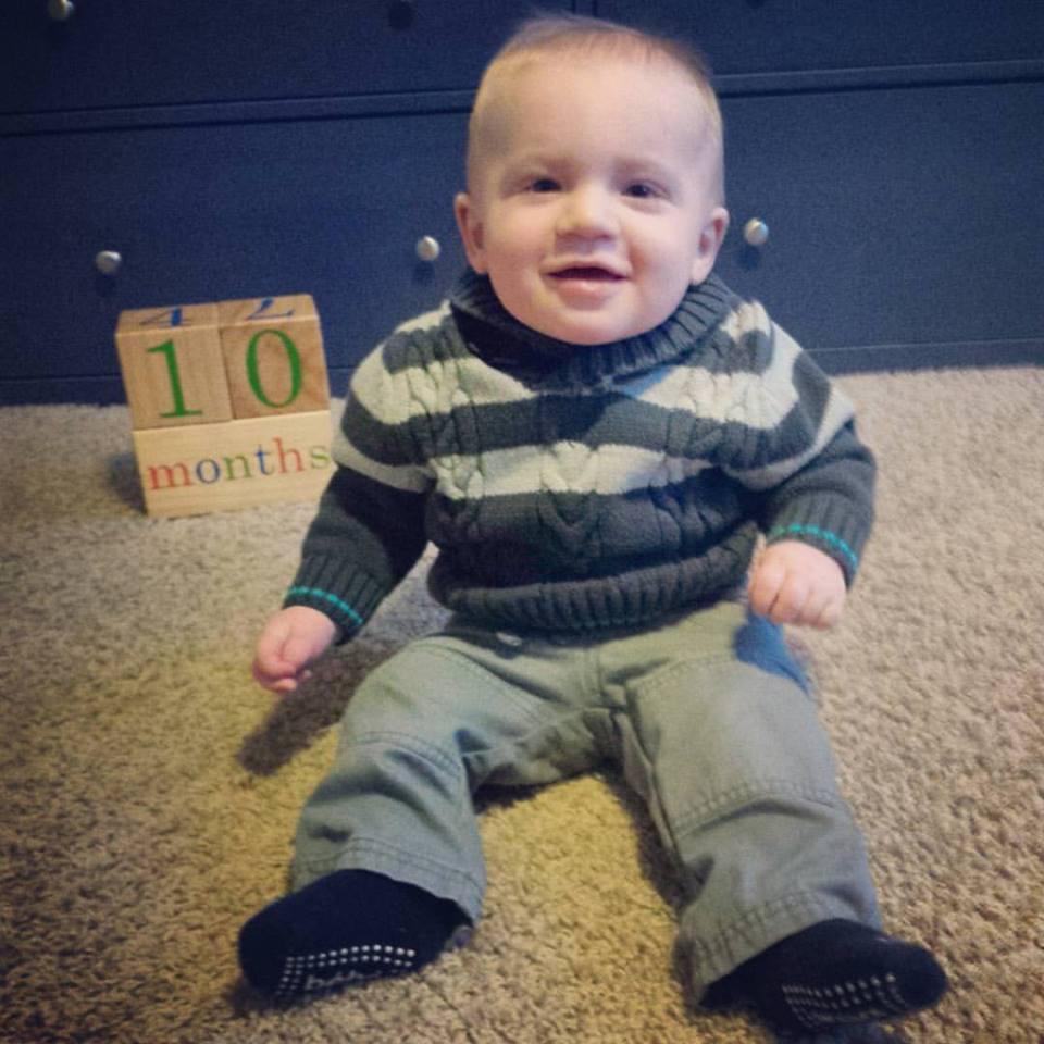 bryce 10 months