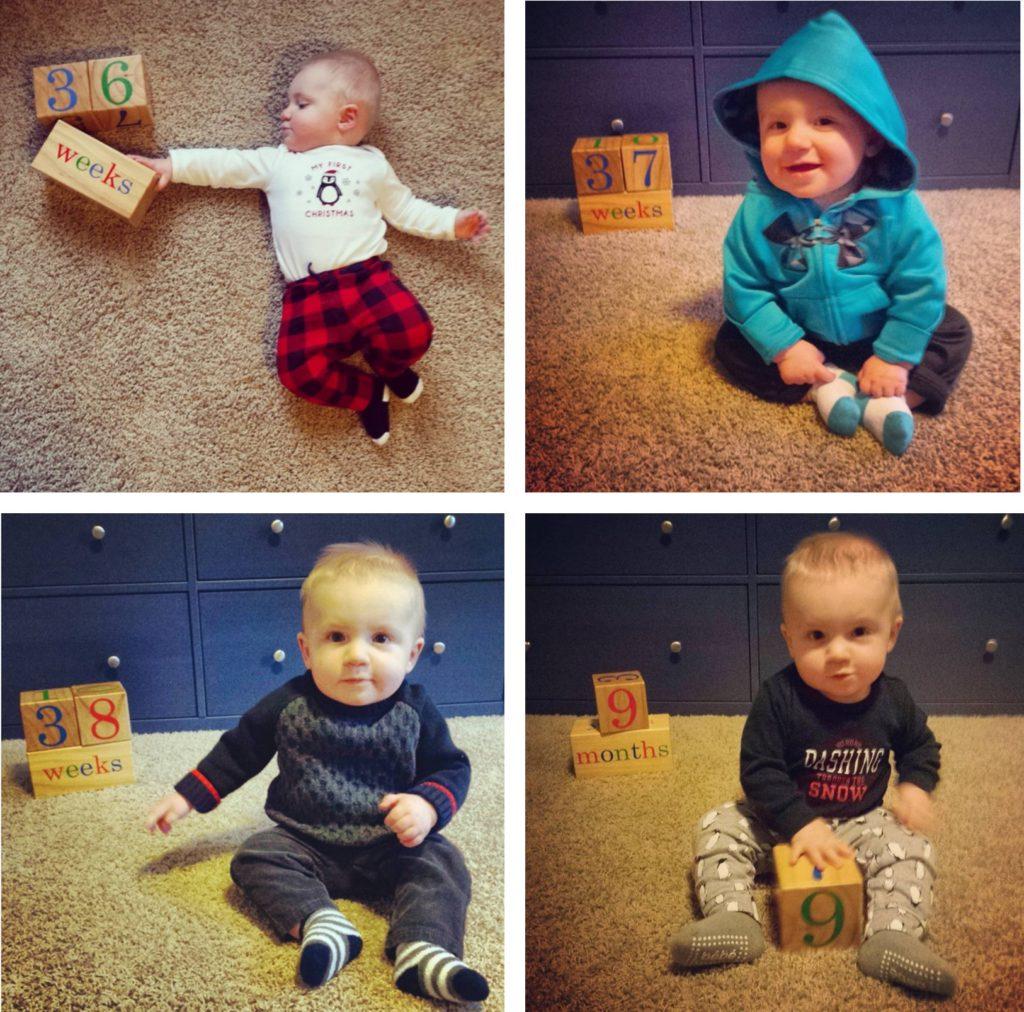 bryce 9 months
