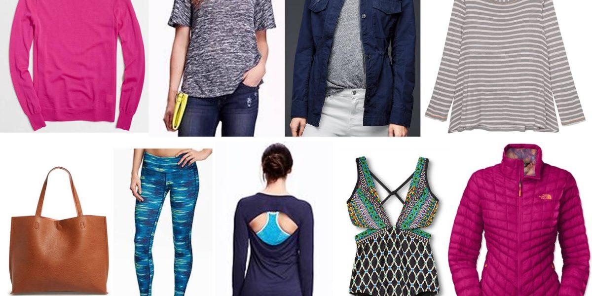 February 2016 Clothing Budget
