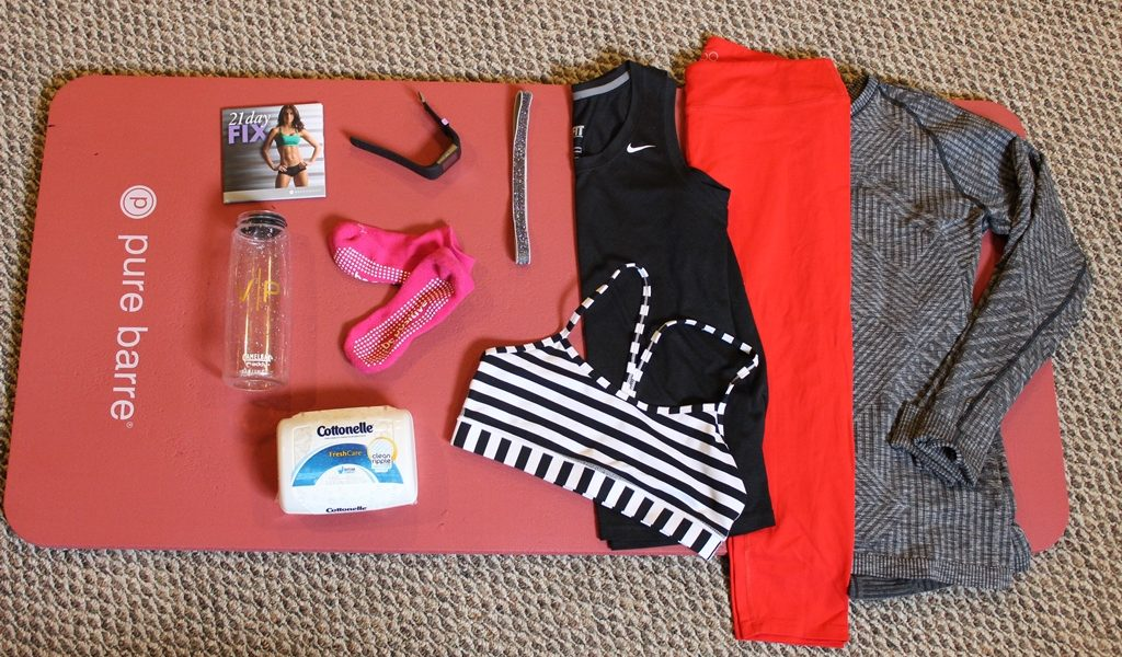 My Fitness Must-Haves + a Giveaway!