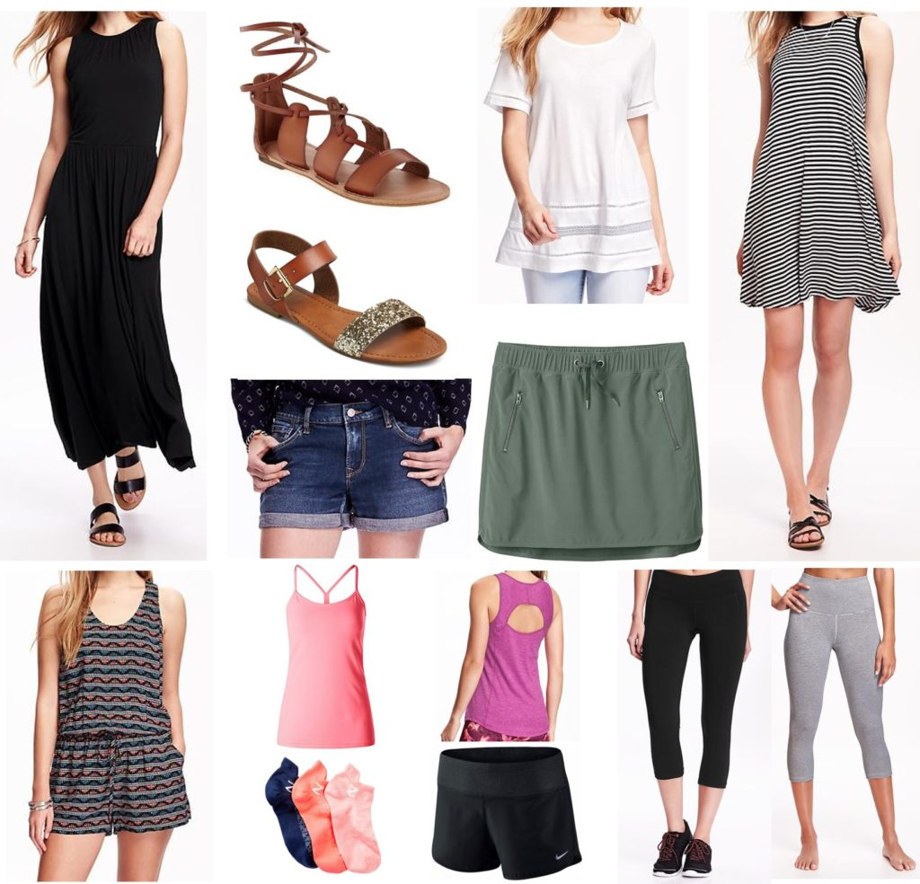 june 2016 clothing budget