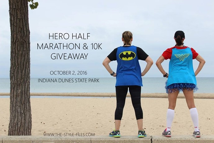 A Scenic Race: Hero Half Marathon and 10k Giveaway + Promo Code