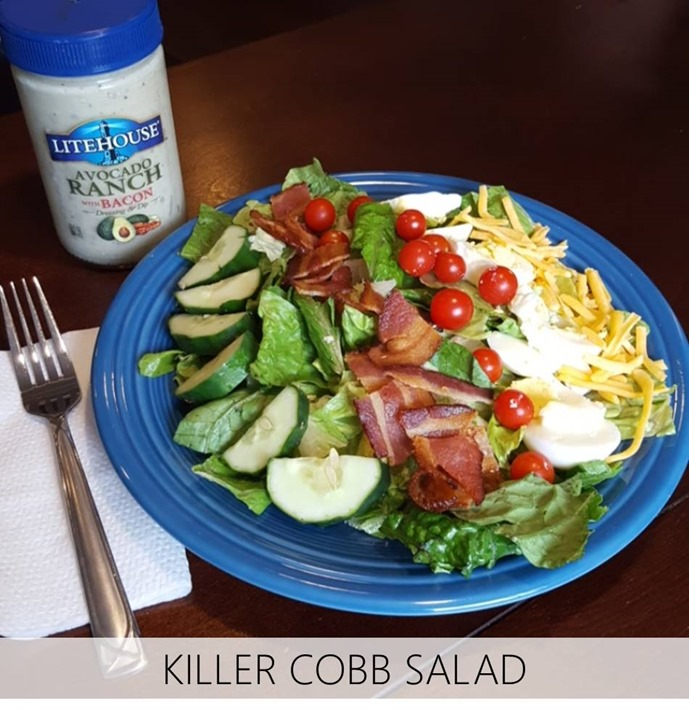 killer cobb salad