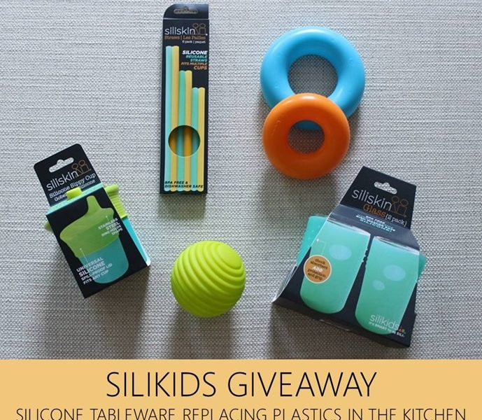 Win it Wednesday: Silikids Giveaway