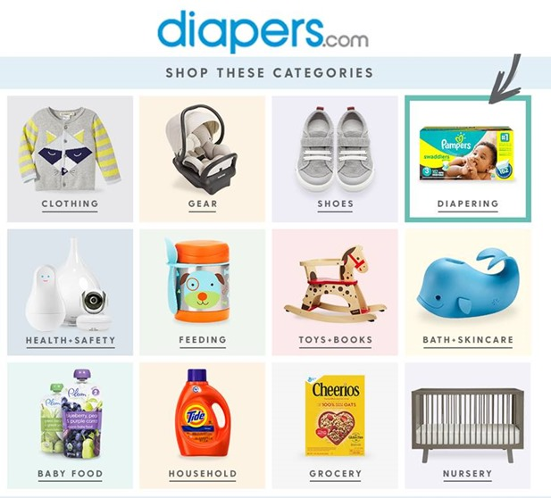 A Mom's Go-To Website for Practically Everything They Need…or Want